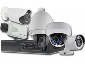 CCTV DVR and NVR installation Dubai