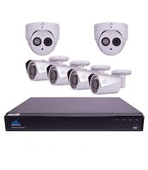 IP Security Cameras Installation in Dubai