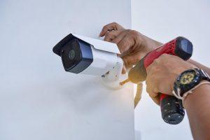 CCTV installation in Dubai